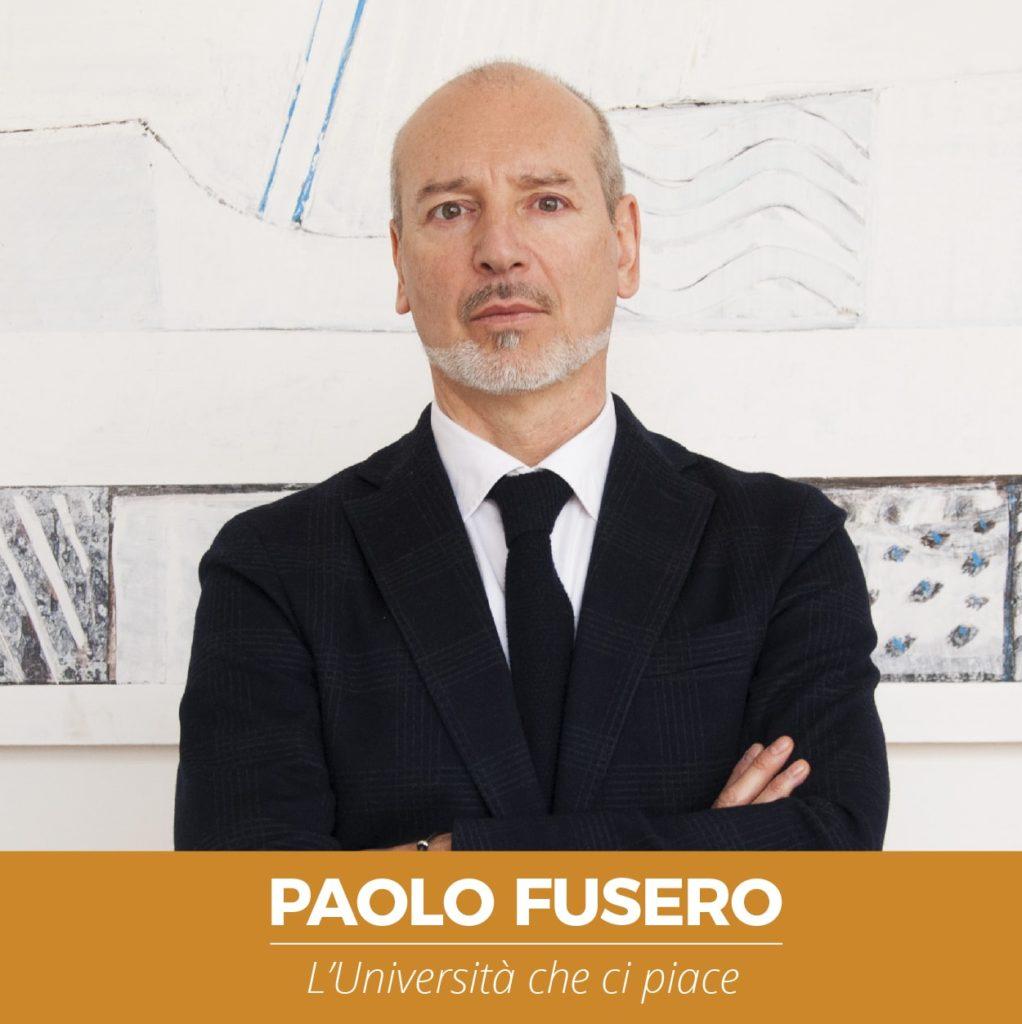 Paolo Fusero - L'università che ci piace