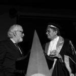 Ettore Spalletti e Bruno Corà: laurea honoris causa in Architettura