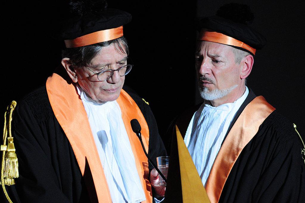 Ettore Spalletti e Paolo Fusero (ph. Roberto Sala)